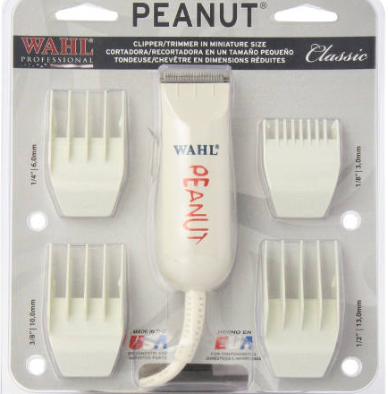 Wahl Professional Peanut Classic Clipper/Trimmer 8685 Review