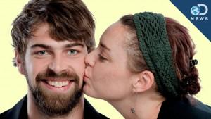 Womens who love beard