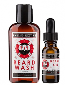 Beard Buddy Organic Beard Oil