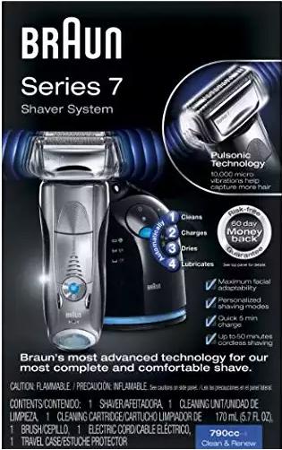 Braun Series 7 790cc 2
