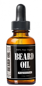 Fragrance-Free Beard Oil and Conditioner by Leven Rose