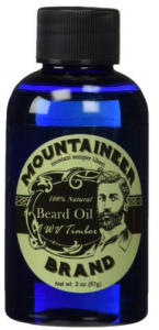 WV Timber Beard Oil by Mountaineer Brand