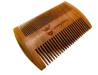 what is a beard comb