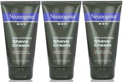 3 best shaving creams for men with acne or sensitive skin. Black Bedroom Furniture Sets. Home Design Ideas