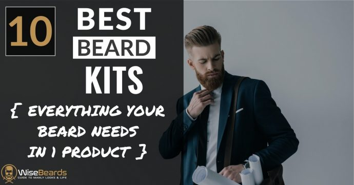 10 Best Beard Grooming Kits All Your Beard Care Needs In 1 Product