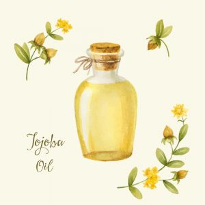 Jojoba oil for beard oil