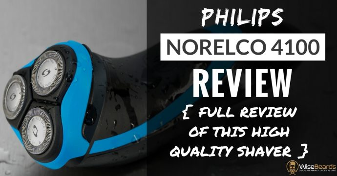philips norelco 4100 review