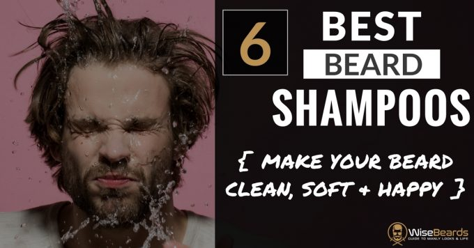 Best Beard Wash Shampoo