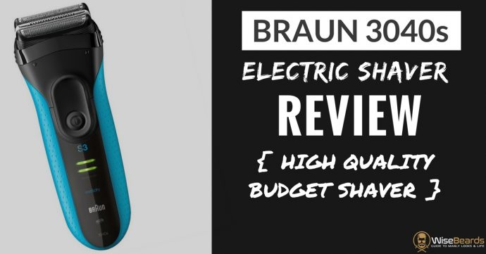 Braun Series 3 3040s Review